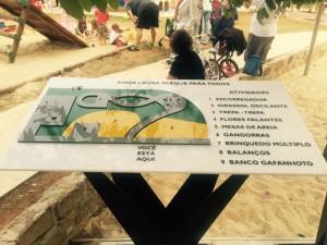 Projeto Alpapato: Mapa Tátil