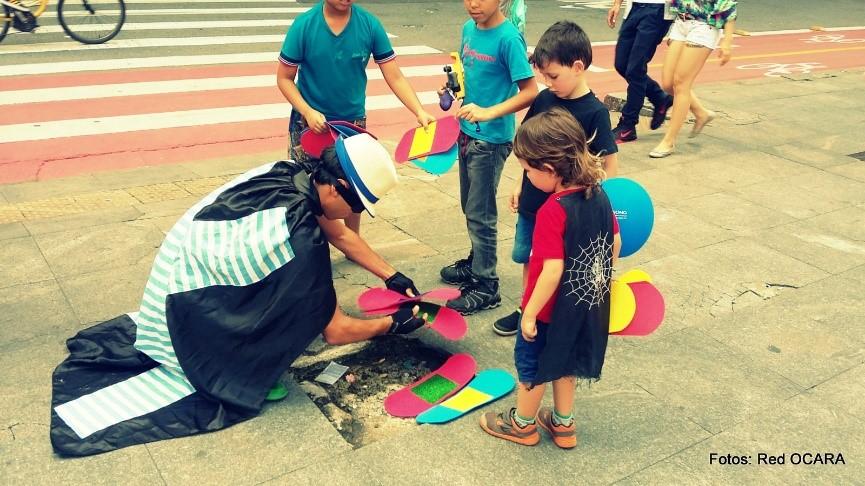 Artigo_Mobilize_Caminhada Criancas_Calcada Cilada_Foto 5