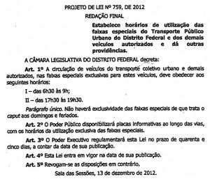 PL-2012-00759_CLDF_Liberacao Faixas Onibus_Redacao Final_DCL_27-03-2013