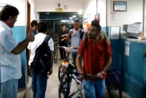 Video_Bicicletario Maua_Print screen