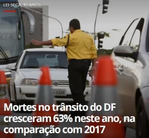 G1-DF_14-06-2018_Mortes Transito_Aumento