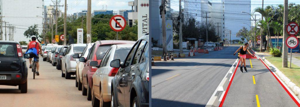 Uma imagem contendo ao ar livre, estrada, edifício, carro  Descrição gerada automaticamente
