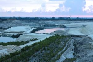 Faxe Limestone Quarry