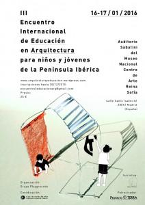 Cartaz Educacao e Arquitetura