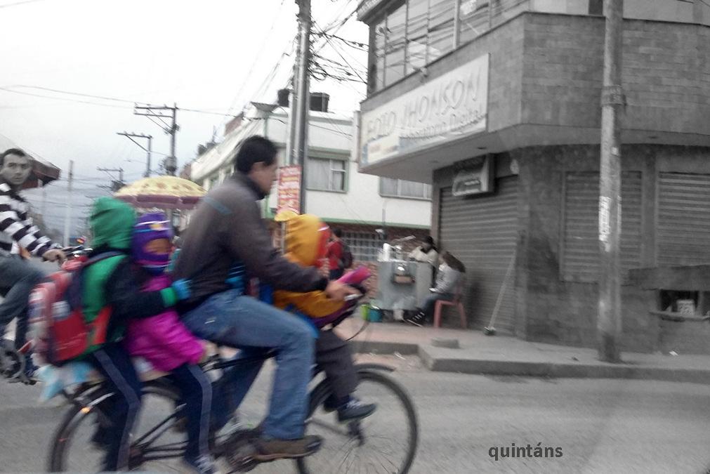 Familia bike Bogota_Irene Quintans