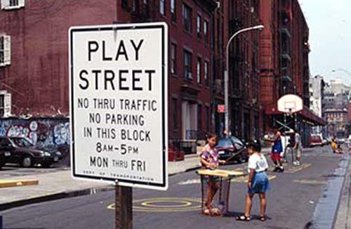 New York PlayStreet