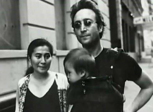 John Lennon Baby
