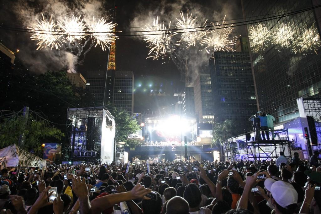 Ano Novo na Paulista