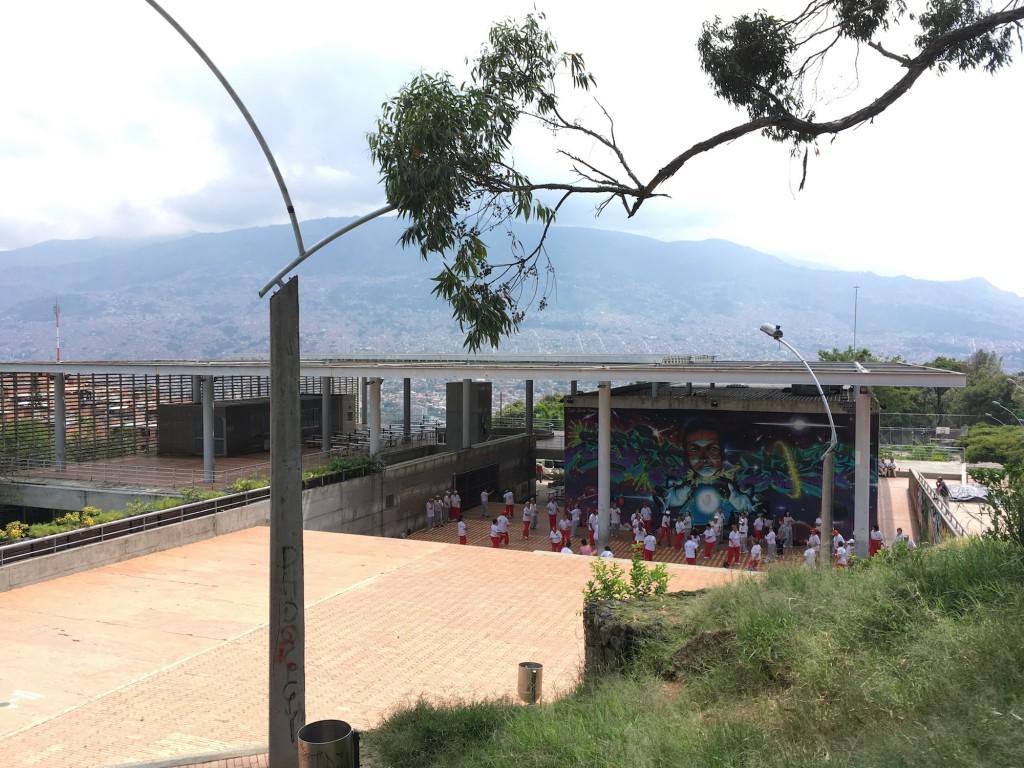 Parque Biblioteca La Quintana. Foto: Leticia Sabino