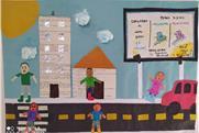 II Concurso de Ilustrações - Premiação Crianças