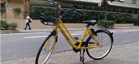 Serviço de bicicletas sem estação começa a funcionar em SP