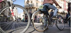 Um milhão de franceses usaram subsídios para consertar bicicletas