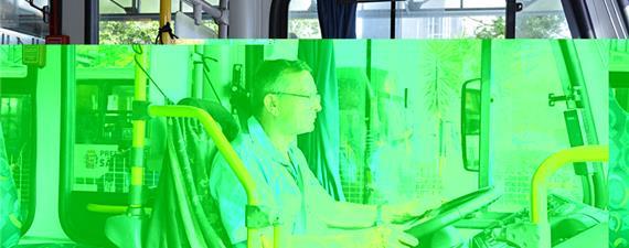 Pesquisa traz o perfil dos motoristas de ônibus urbanos no Brasil