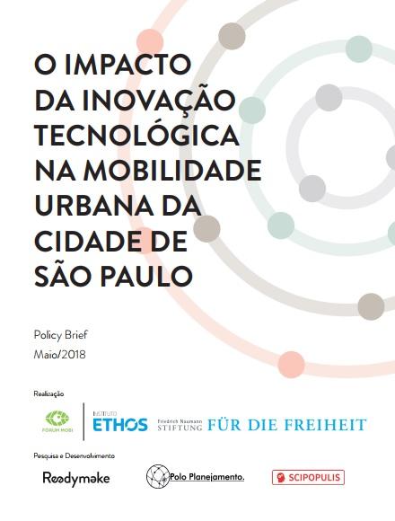 A inovação tecnológica na mobilidade urbana de São