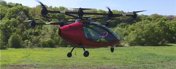 Carros voadores, a nova aposta da indústria
