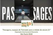 Algumas imagens da exposição Passagens (IVM)