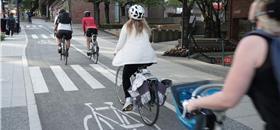 Há uma distância segura para pedalar, caminhar e evitar o coronavírus?