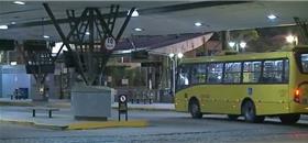 Ônibus em Joinville (SC) vão continuar com as operações suspensas