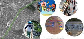 Niterói é escolhida para criar projeto de rota caminhável para crianças