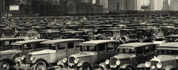 O alto custo do estacionamento gratuito