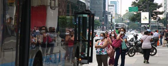 Redução de usuários de ônibus é irreversível e torna subsídio necessário