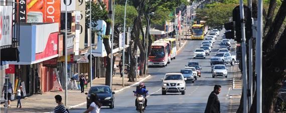 Estudos do VLT de Brasília devem sair em quatro meses, prevê governo