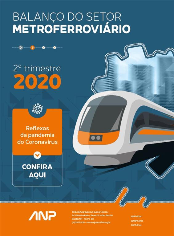 Balanço do Setor Metroferroviário - 2º semestre de