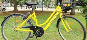 Bicicletas sem estações chegam a São Paulo