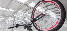 Estação Suzano, na Grande SP, ganha o maior bicicletário da CPTM