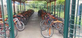 Ciclista deverá fazer cadastro para estacionar bike nos terminais de ônibus de SP