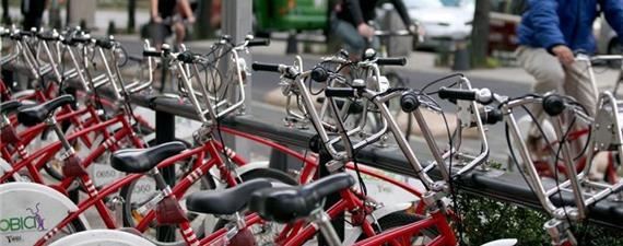 Rio receberá encontro latino-americano de bikes compartilhadas