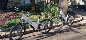 Porto Alegre ganha serviço de aluguel de bicicleta elétrica