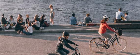 No Reino Unido, lazer já é responsável pelo maior uso da bicicleta