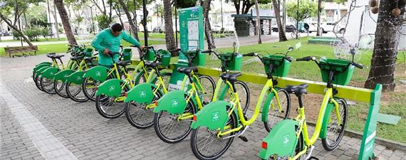 Volta Redonda lança edital para bikes compartilhadas
