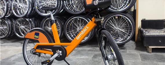Novo Bike Sampa começa a ser implantado a partir de hoje (19)