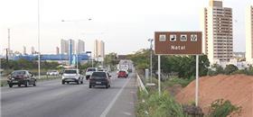 MPF pede construção de ciclofaixa na BR-101 entre Natal e Parnamirim