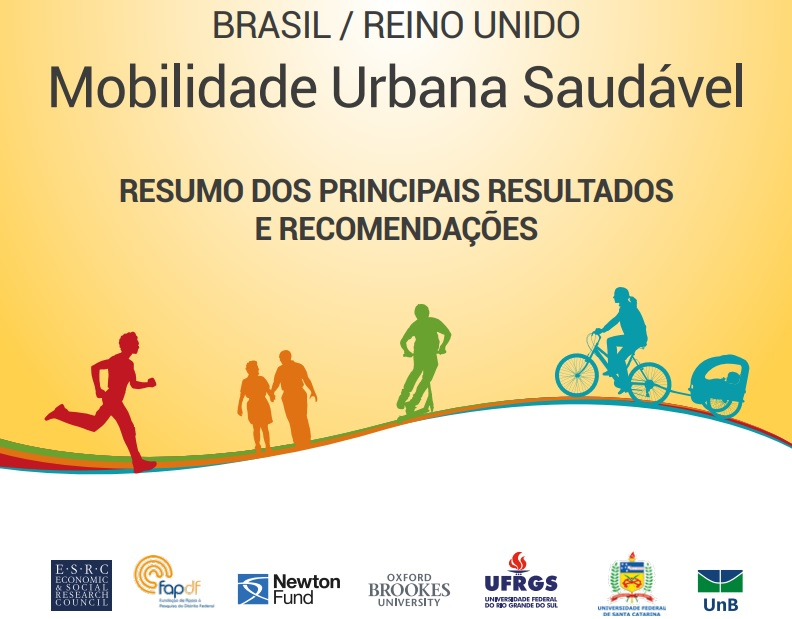 Brasil e Reino Unido - Mobilidade Urbana Saudável