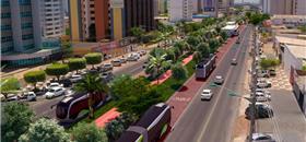 Audiência virtual do governo do MT apresenta estudos do BRT de Cuiabá