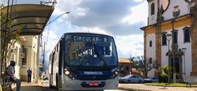 Caeté, na Grande BH, terá ônibus gratuitos a partir desta quinta (1º)