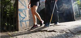Campanha Calçada Cilada: vem aí a 8ª edição