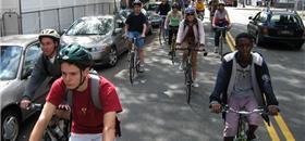 Em Cambridge, lei exige ciclovia em toda rua que passar por melhorias