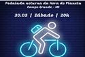 Hora do Planeta em Campo Grande (MS) terá pedalada noturna