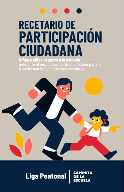 Capa do Manual do Caminho Escolar