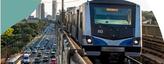Trilhos urbanos: setor discute ideias para o transporte público no Brasil