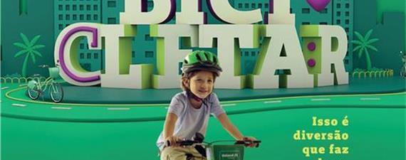 Mini Bicicletar, em Fortaleza, será inaugurado no próximo domingo (2)