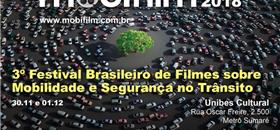 Mobifilm 2018: festival tem inscrições abertas até 2 de novembro