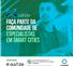 Smart City Expert, curso de capacitação em cidades inteligentes, começa no próximo dia 19