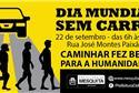 Cartazes e banners do Dia Mundial sem Carro 2017