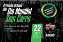 Cartazes e banners do Dia Mundial sem Carro 2017