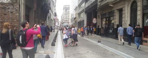 Como Buenos Aires está renovando sua mobilidade urbana
